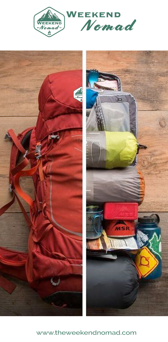b69bc4c20bc How to pack a hiking backpack | How to